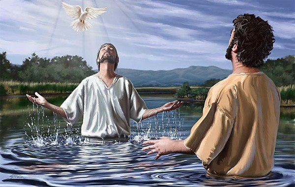 Day 3 – Water Baptism vs. Baptism of the Holy Spirit