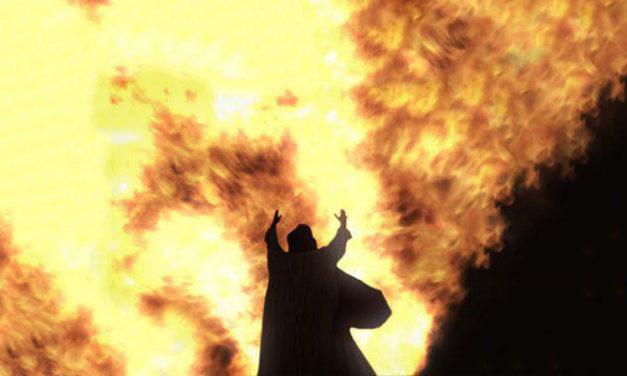 O Deus que responde por meio de fogo