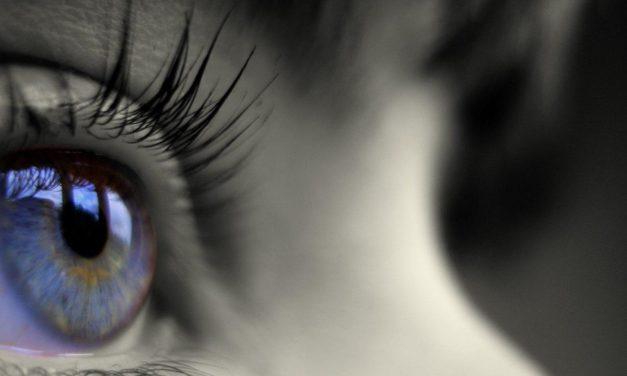 Olhos da fé