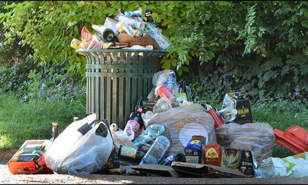 """""""Minha vida é um lixo"""""""