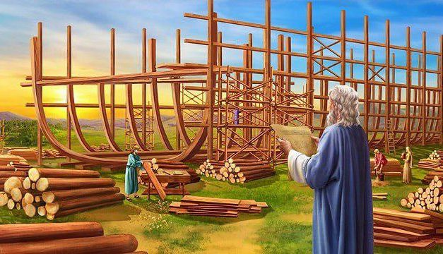 Come into the Ark