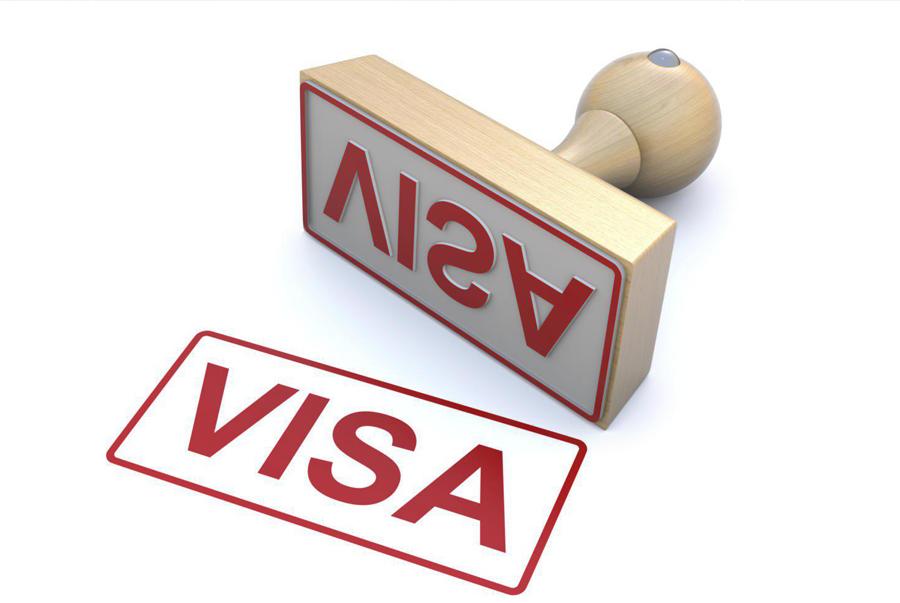 It's your visa